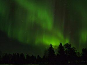 northern lights aurora 1